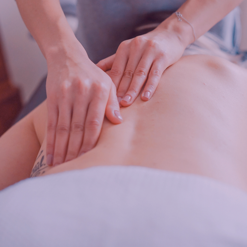 Benefits of CBD massage