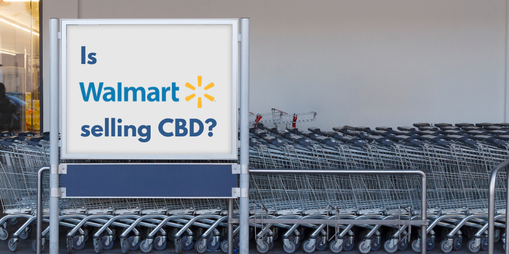 does walmart sell CBD